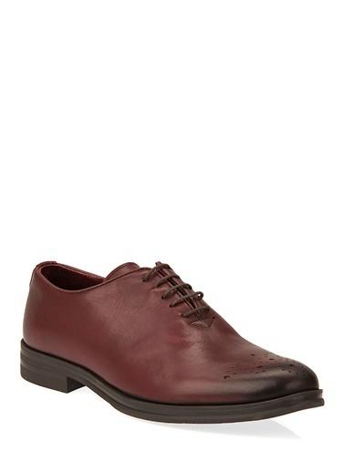 Ziya Ayakkabı Bordo